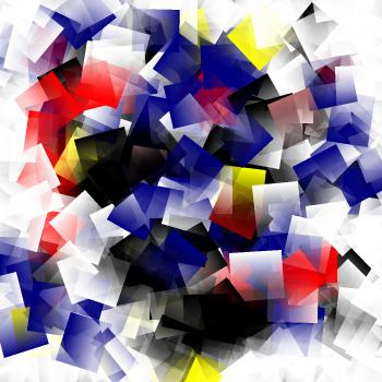 how to create cubist painting